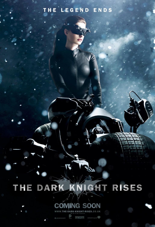 The Dark Knight Rises Fortsetzung
