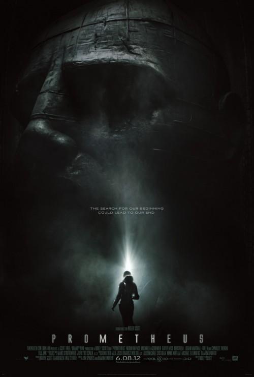 Kinoposter zu Prometheus (2012)