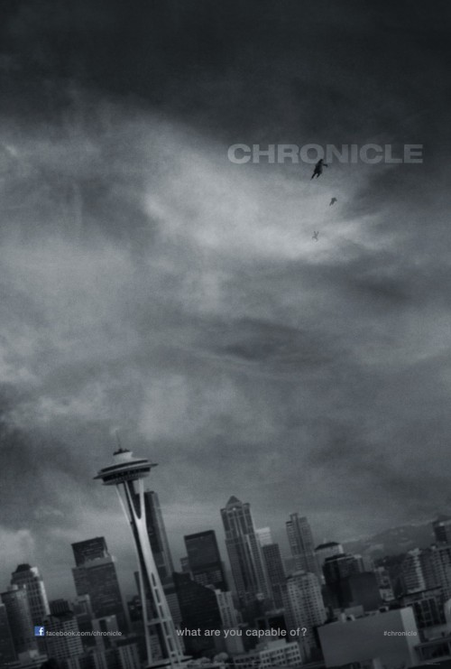 Chronicle Kinoposter
