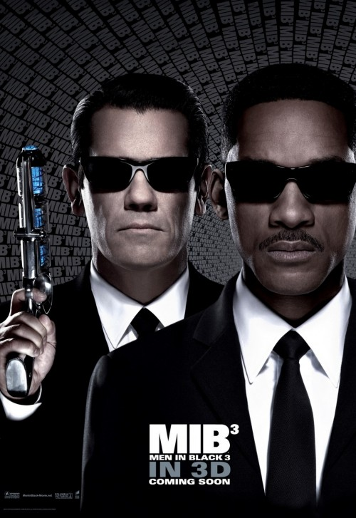 Kinoposter zu Men in Black 3