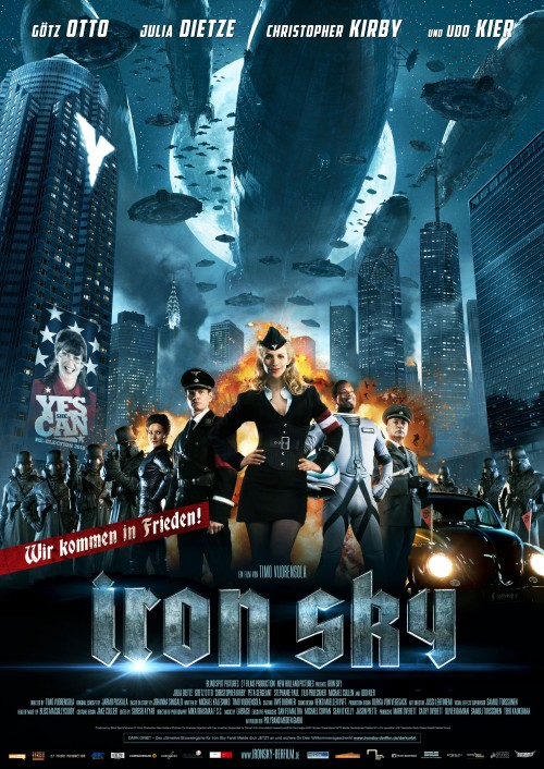 Kinoposter IRON SKY