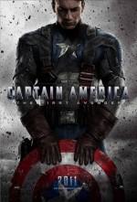 Kinoposter Captain America