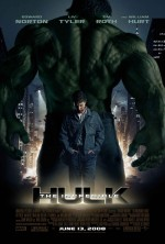 Kinoposter Incredible Hulk
