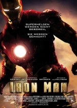 Kinoposter Iron Man