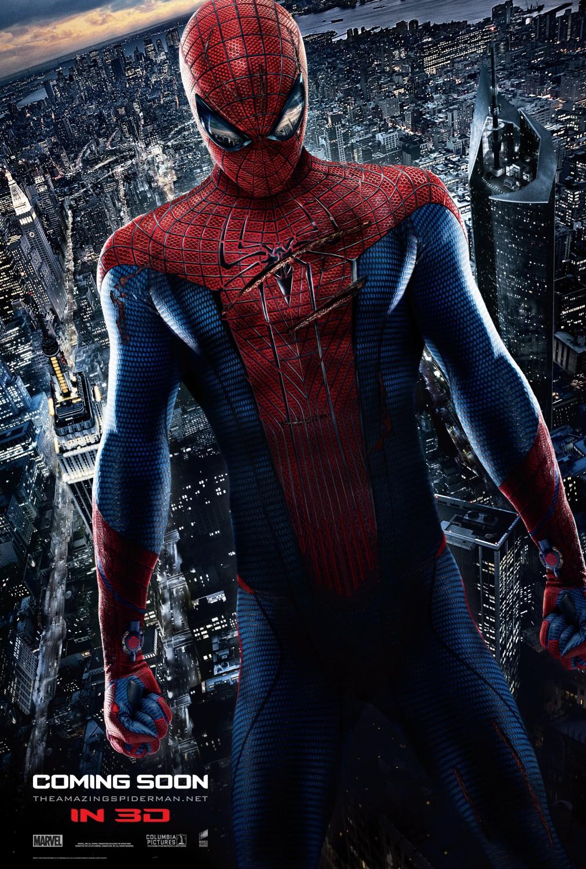 Kinoposter zu the amazing spider man 2012 sf - New spiderman movie wallpaper ...