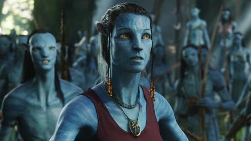 Sigourney Weaver als Avatar