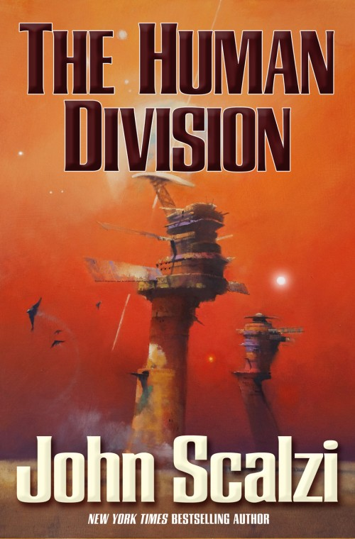 John Scalzi The Human Division