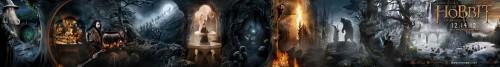 Hobbit - Eine unerwartete Reise Banner