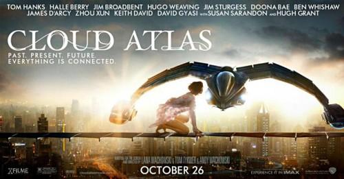 Cloud Atlas Poster