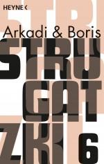 Gesammelte Werke 6 der Strutgatzki-Brüder