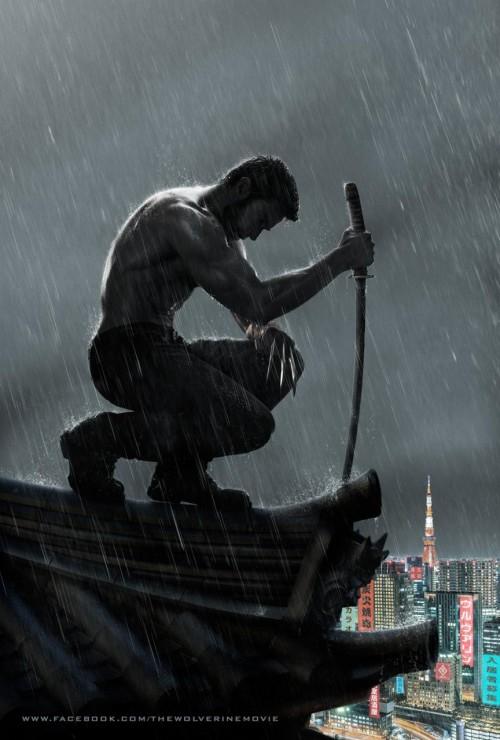 Kinoposter zu The Wolverine