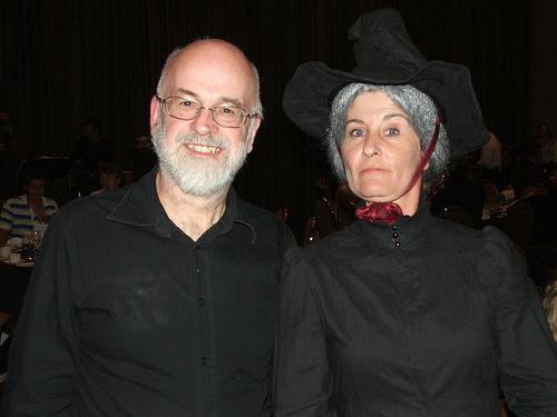 Terry Pratchett in Australien, © Granny Weatherwax 2007