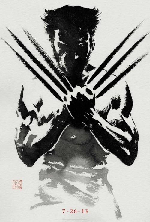 Kinoposter zu The Wolverine (2013)
