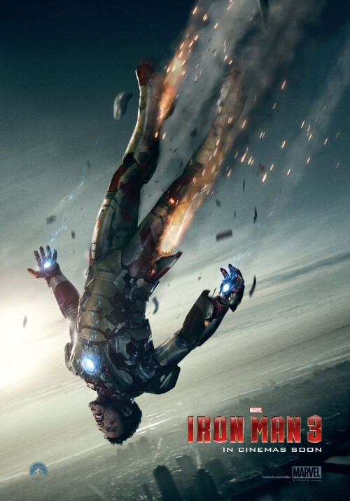 Iron Man 3 Teaserposter