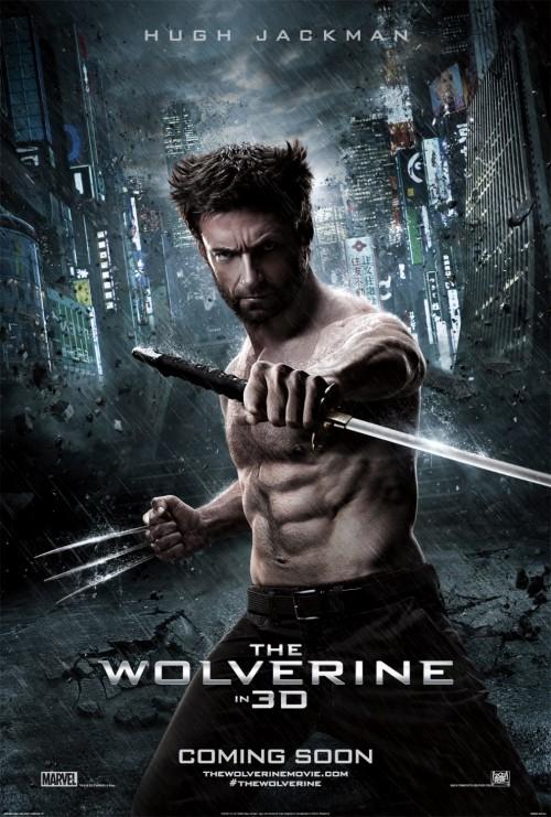 Kinoposter zu Wolverine: Weg des Kriegers