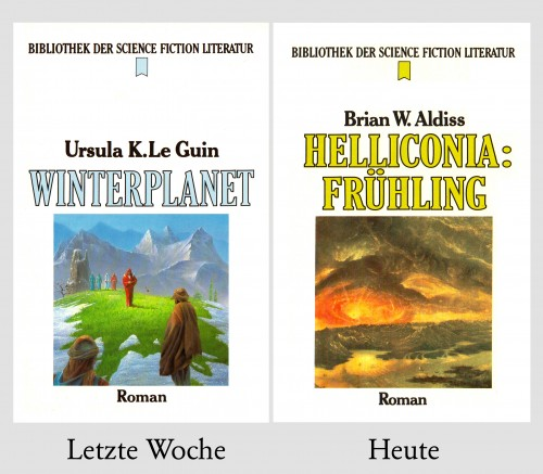 Der literarische Wetterbericht für Science-Fiction-Leser.