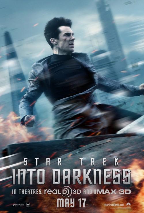 Kinoposter zu Star Trek into Darkness