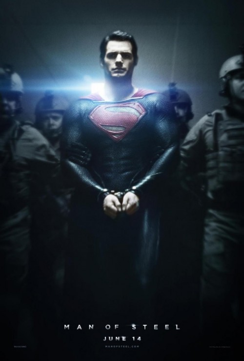 Kinoposter zu Superman - Man of Steel