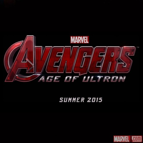 Avengers 2 Age of Ultron Logo