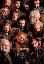 Kinoposter Hobbit