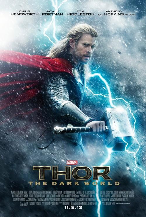 Kinoposter Thor The Dark World Kingdom