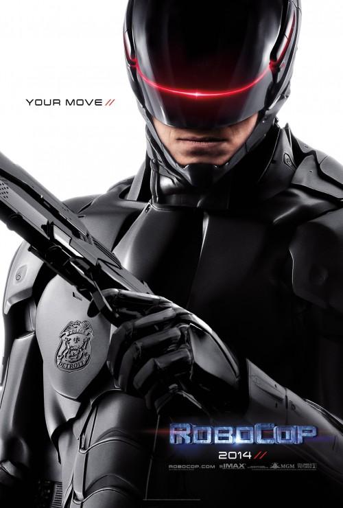 Kinoposter zu RoboCop 2014