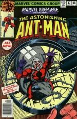 Marvel Comics Ant-Man