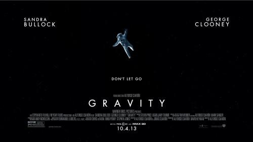 Kinoposter Gravity