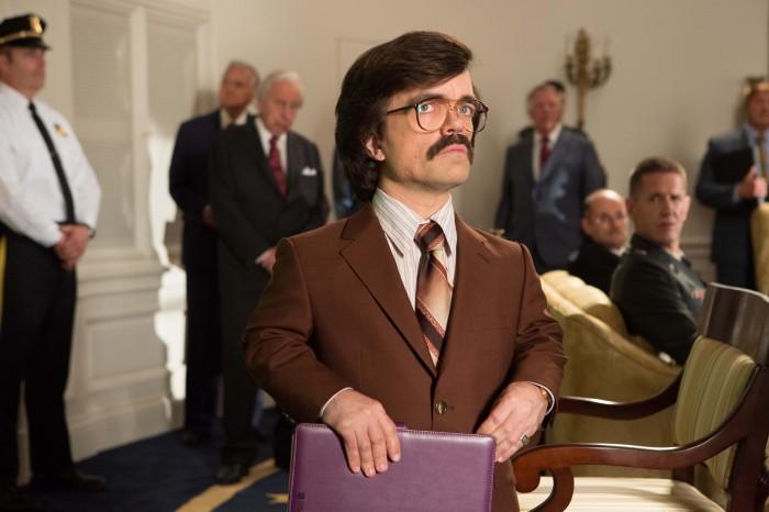 Bolivar Trask (Peter Dinklage) – © 2014 Twentieth Century Fox