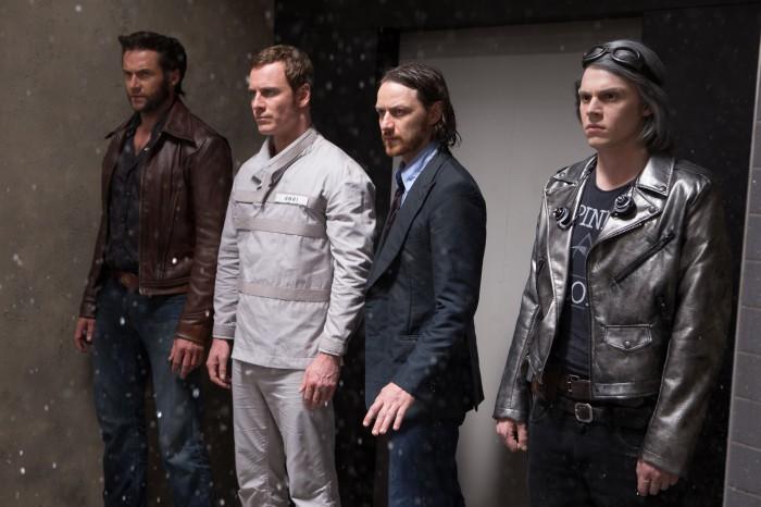 Lehnsherr/ Magneto (Michael Fassbender) und Charles Xavier (James McAvoy)  – © 2014 Twentieth Century Fox