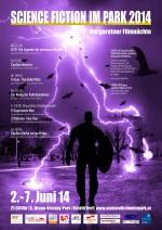 Poster SF im PArk 2014 Wien