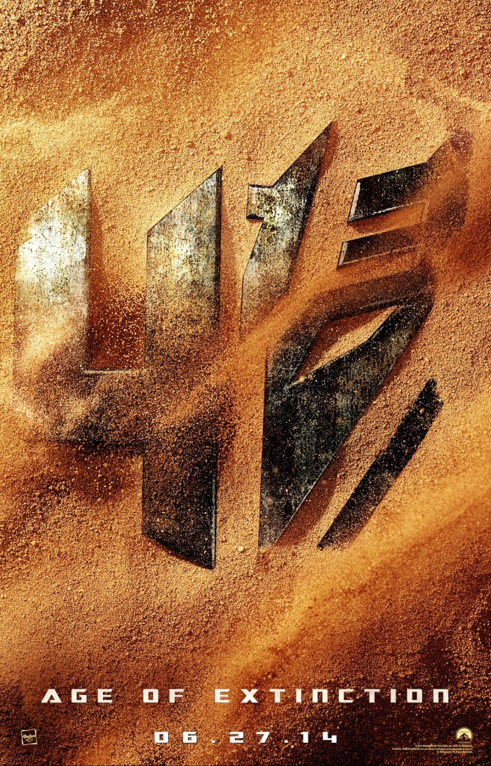 Kinoposter Transformers 4 - Age of Extinction