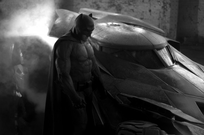 »Batman v Superman: Dawn of Justice«  Batman