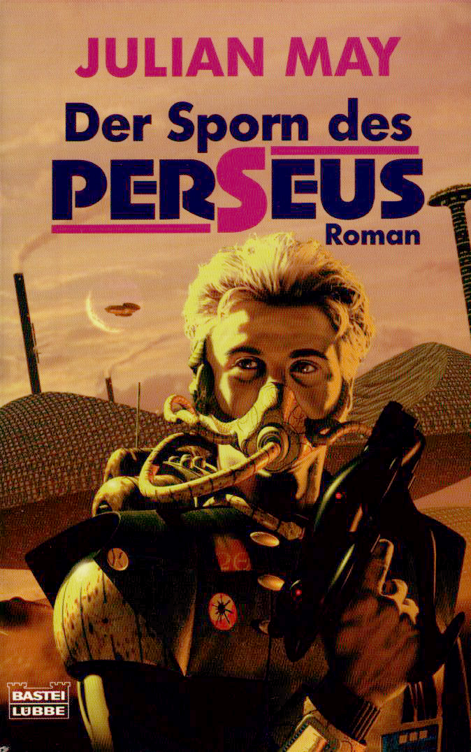 Julian May Der Sporn Des Perseus Sf Fan De border=