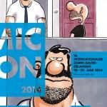 Illustration: Ralf König © Internationaler Comic-Salon Erlangen