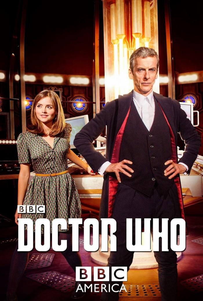Doctor Who 8. Staffel