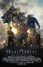 Poster Transformers Ära des Untergangs