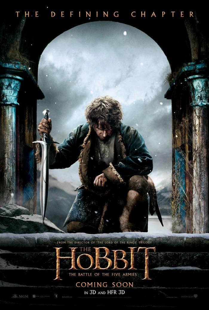 Poster Hobbit 3