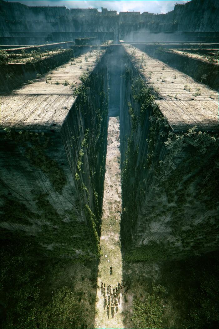 Maze Runner, © 2013 Twentieth Century Fox