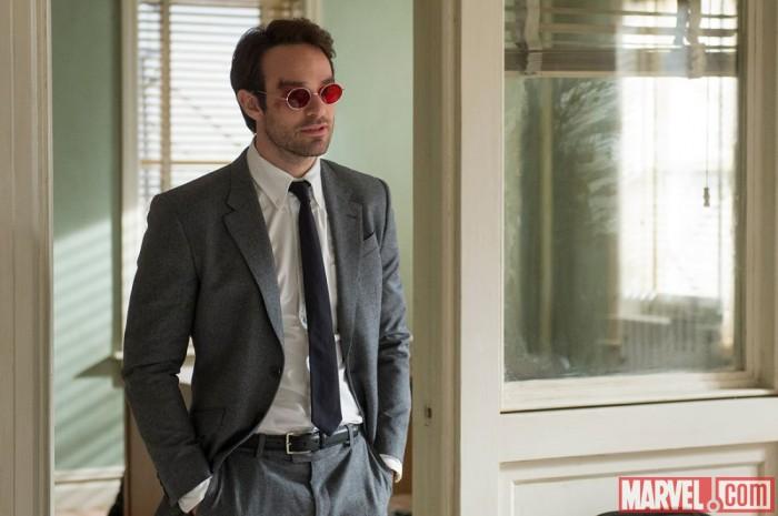 Matt Murdock (Charlie Cox), der blinde Anwalt