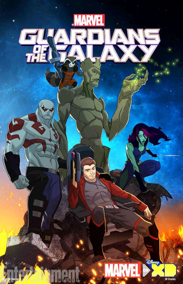 Guardians of the Galaxy Animationsserie