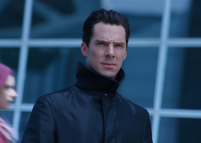 Benedict Cimberbatch in »Star Trek into Darkness« (2013)