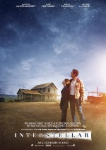 Kinoposter zu »Interstellar« (2014)