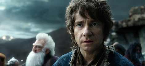 Filmkritik: »Der Hobbit – Die Schlacht der fünf Heere« (2014) – Feuer, Wahnsinn, Blut und Pathos in Mittelerde
