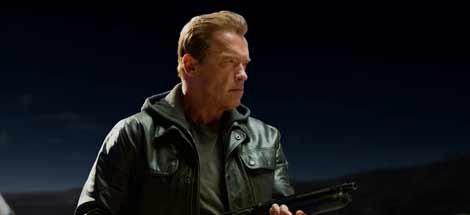 »Terminator Genisys« (2015) – Arnie vs. Arnie im neuen Trailer!