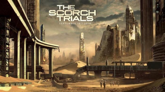 Maze Runner 2: The Scorch Trials