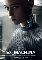 Ex Machina Kinoposter