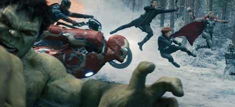 Filmkritik: »Avengers: Age of Ultron« (2015) – Zwischen Weltfrieden und Privatleben