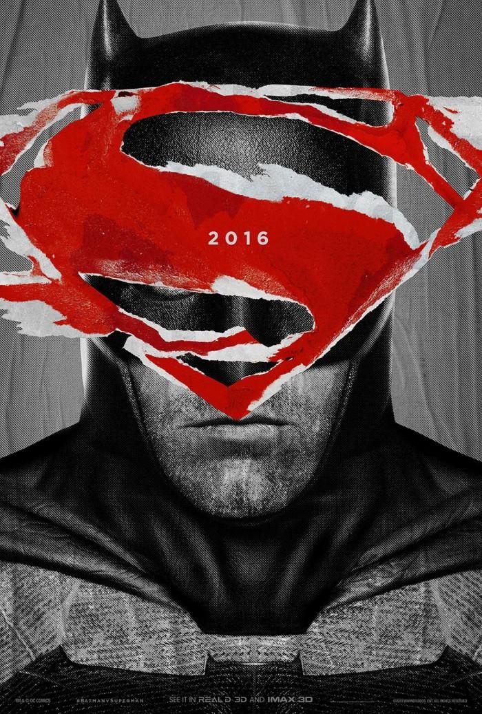 Kinoposter zu »Batman v Superman: Dawn of Justice«