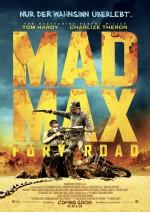 Kinoposter Mad Max: Fury Road